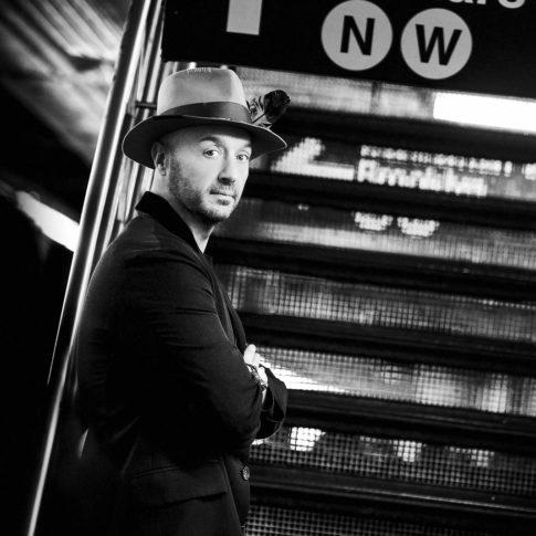 angelo trani ritratto portrait joe bastianich new york metropolitana subway astoria queens