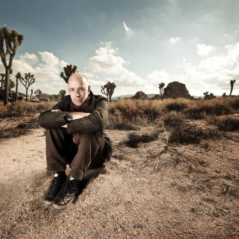 angelo trani ritratto portrait gabriele salvatores joshua tree deserto california cactus