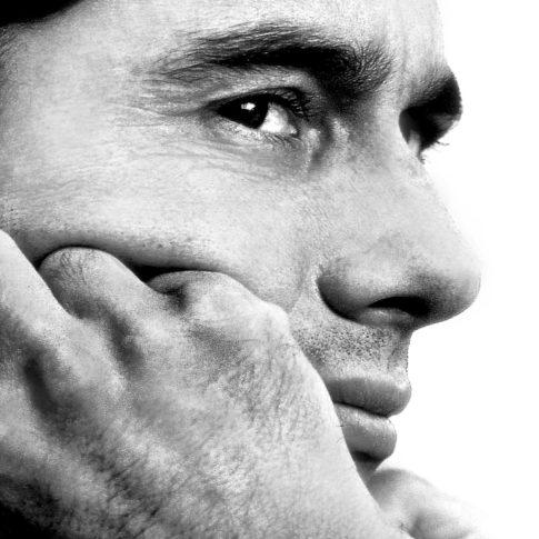 angelo trani ritratto portrait ayrton senna imola 1994 formula uno
